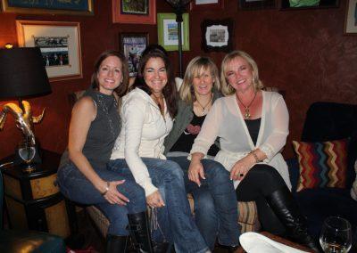 Bachelorette party bar/restaurant