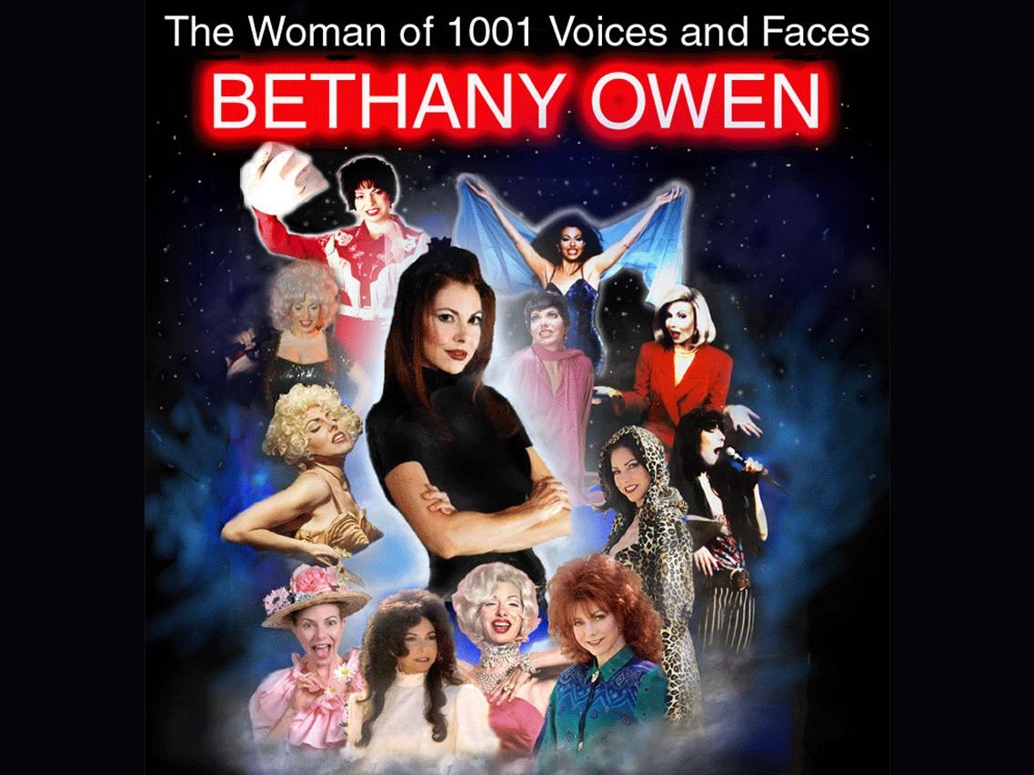Bethany Owen one-man show